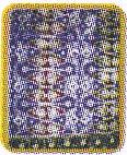 Batik Banten Motif Kesatriaan