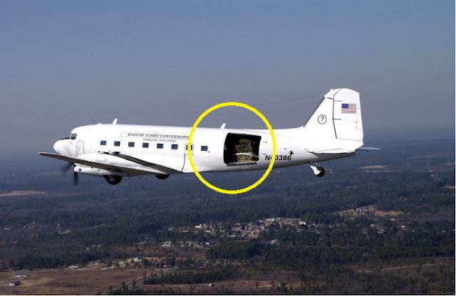 هذا ما سيحدث عند فتح باب الطائرة فجأة أثناء الطيران! شاهد  مصير الركاب في حالة حدوث ذلك !