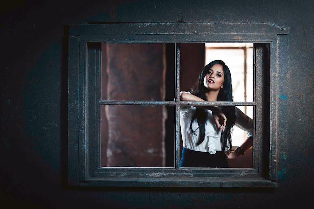 Actress Anasuya Latest Photoshoot