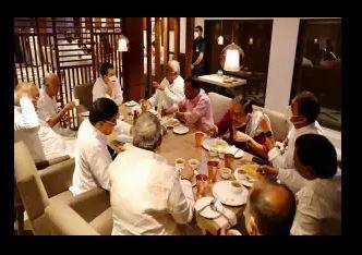 2024 लोकसभा चुनाव ,राहुल गांधी ने विपक्षी दल के लिए रखी ब्रेकफास्ट मीटिंग शिवसेना के लिए विशेष प्रबंध