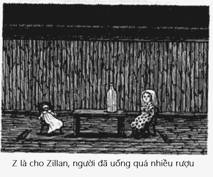 Z bang chu cai rung ron