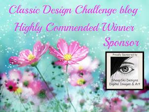 Classic Design Challenge, July 2021