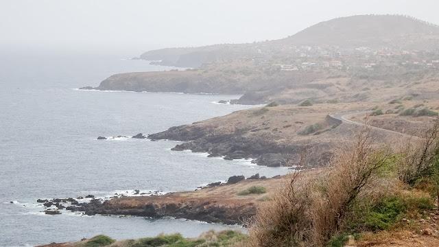 Coast of Pedra Badejo