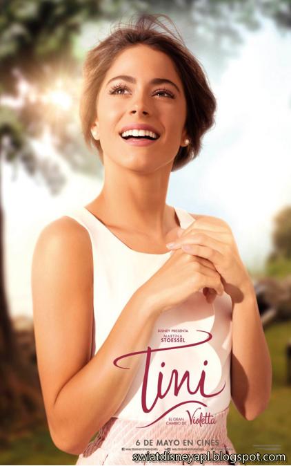 """Nowe zdjęcia promocyjne filmu """"Tini - nowe życie Violetty"""""""