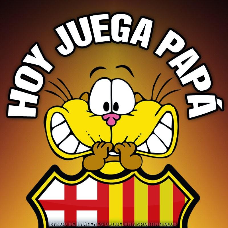 HOY JUEGA PAPÁ  4644fb502a1