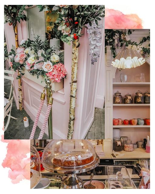 Peggy Porschen Belgravia pink interior design