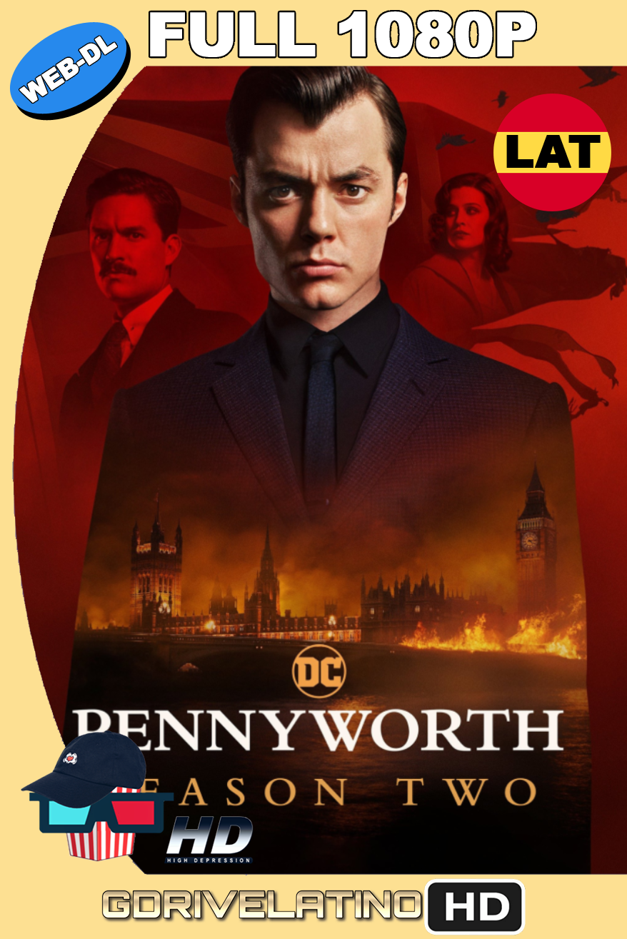 Pennyworth (2021) Temporada 2 [03/10] WEB-DL 1080p Latino-Ingles MKV