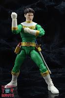 Power Rangers Lightning Collection Zeo Green Ranger 46