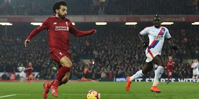 Torehan 1000 gol Liverpool di Anfield ZSerta Catatan Menarik Lainnya vs Crystal Palace
