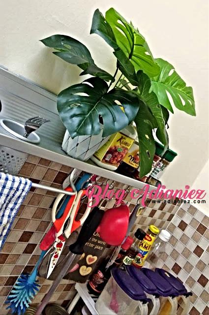 Deko Dapur | Beri Nafas Segar Untuk Ruang Sinki