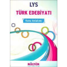 Kültür LYS Türk Edebiyatı Konu Anlatımı