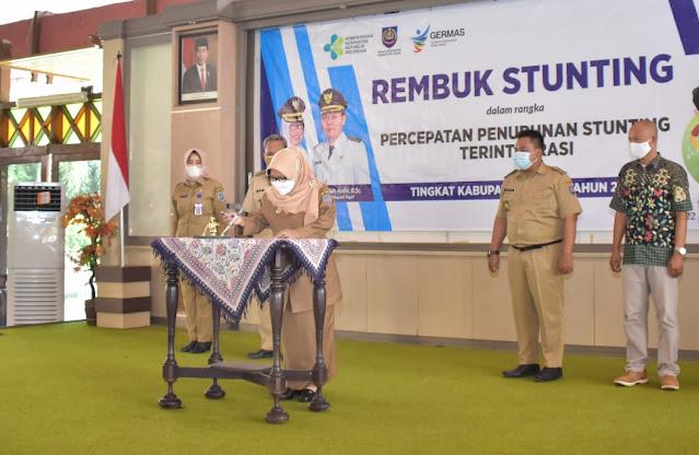 Waspada Pandemi Covid-19 Picu Kenaikan Stunting Balita di KabupatenTegal