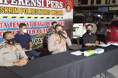 Terkait Pembubaran Kuda Kepang, Kapolrestabes Medan : 10 Orang Ditahan
