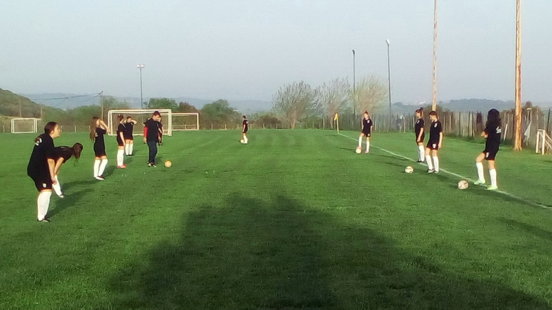 Τμήμα ποδοσφαίρου για κορίτσια στον Ποντιακό Αλεξανδρούπολης