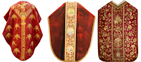 A Brief Consideration On the Diverse Shapes of Chasubles