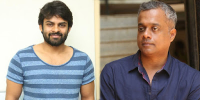 Sai Dharam Tej to join hands with Gautam Menon