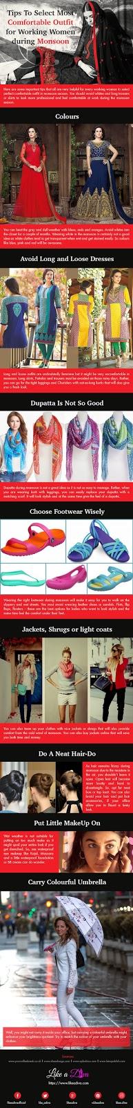 Choosing an Outfit for Working Women - Megha Shop