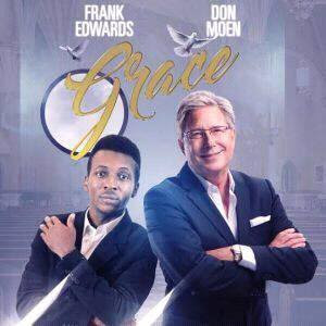 Frank Edward's new album with DON moen
