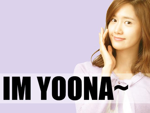 Wallpaper dan Profil Yoona SNSD