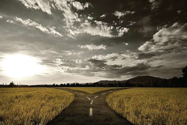 #Percaya Saja! Kedua Jalan Itu Akan Bertemu Di Ujung Yang Sama