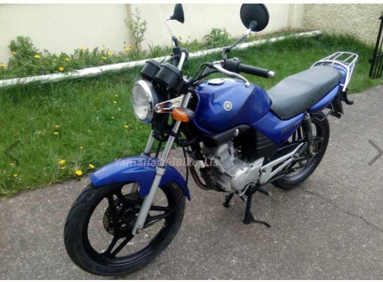 2005 Yamaha YBR 125 | Picture 1055929