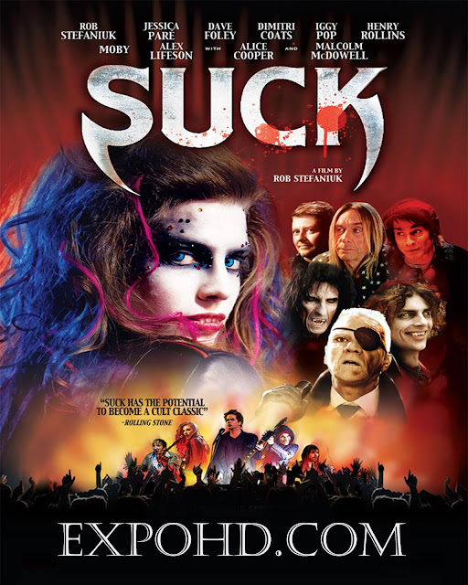 Suck 2009 IMDb 480p | 720p | HDRip x265 ACC 1.2Gb | Download