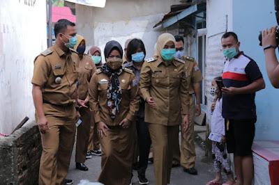 Wawako Palembang Fitrianti Agustinda Imbau Warga Urus Kepesertaan KIS
