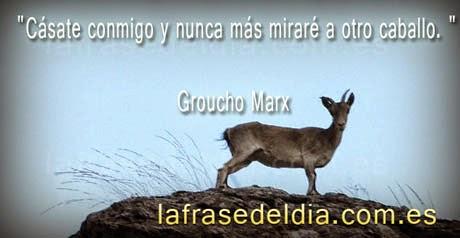 Citas célebres de Groucho Marx