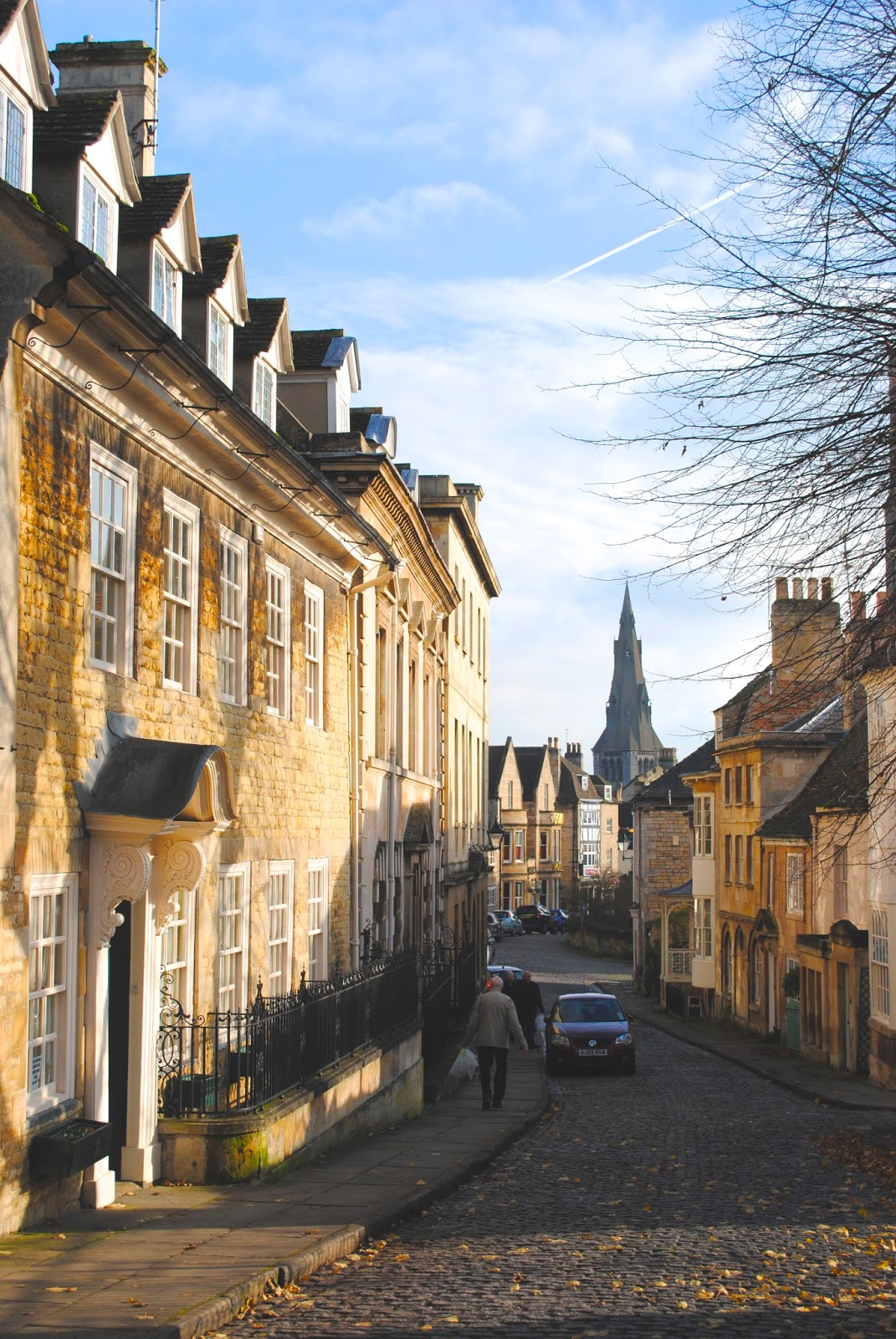 A Tale of Two Cities: A Visit to Stamford