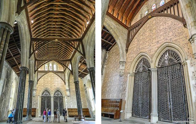 Great Hall e Távola Redonda, Winchester, Inglaterra