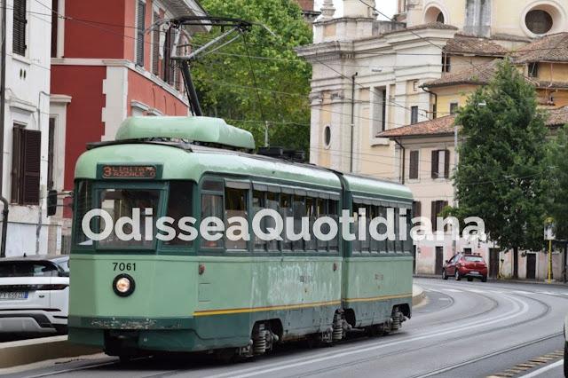 Linee Tram 3 e 8: chiusura notturna per lavori