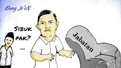 Karikatur Kita: Sibuk! luhut Binsar Panjaitan Lagi-lagi Disodorkan Jabatan Baru