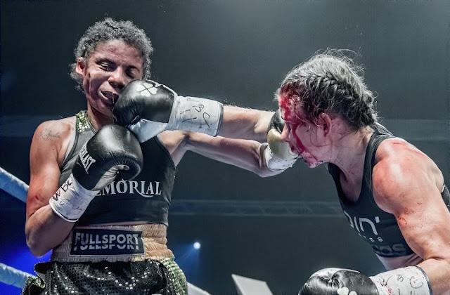 Katharina Thanderz defeats Danila Ramos 1
