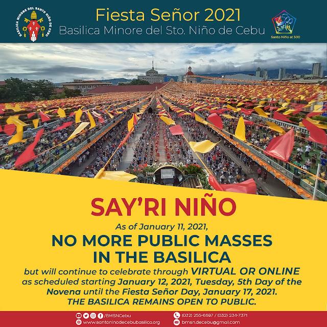 Sinulog 2021 - CebuStreetJournal.com