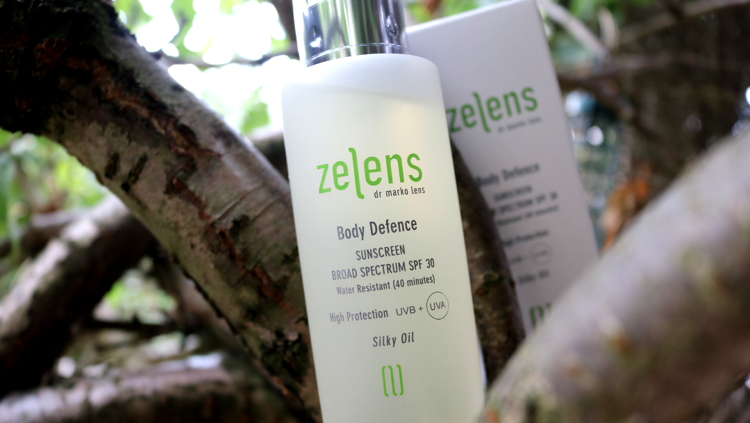 Zelens Body Defence Sunscreen SPF 30 review