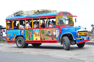 Resultado de imagem para ônibus colombia