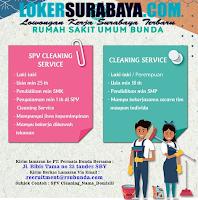 Loker Surabaya di Rumah Sakit Umum Bunda Surabaya Juni 2020