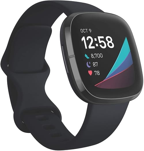 Review Fitbit 811138036980 Sense Advanced Smartwatch