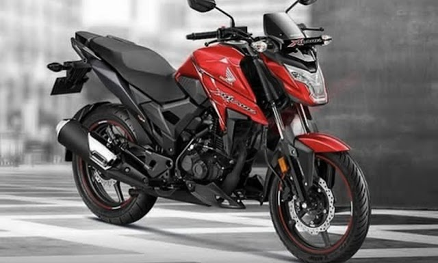Honda launch X-Blade in BS6 Norms.