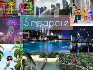 Travelling to Singapore - The Ultimate Travel Guide to Singapore.