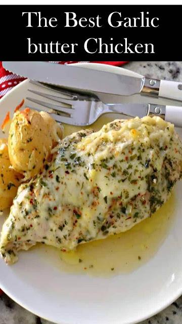 The Best Garlic butter Chicken #BestGarlicbutterChicken #Garlic #butter #Chicken