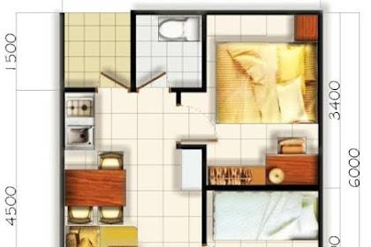 Jumlah dan Biaya BATA MERAH untuk Rumah type 36