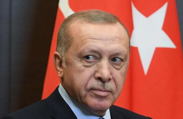 Ο τρόμος του Ερντογάν