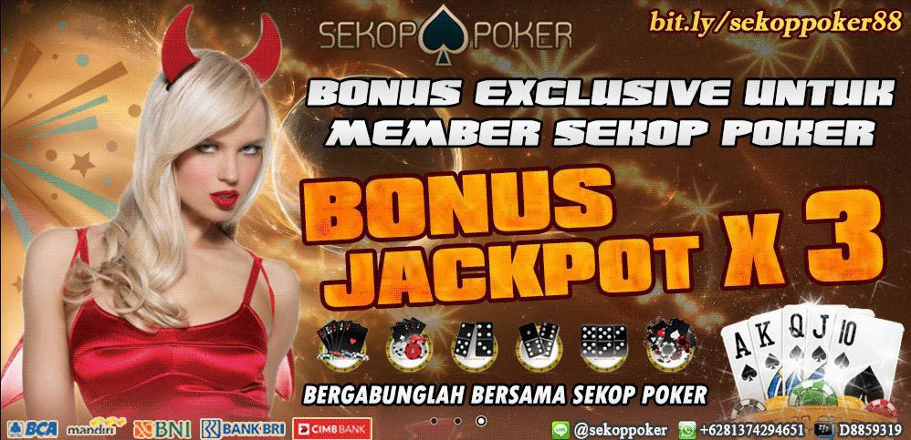 Bonus Triple Jackpot IDN Poker88
