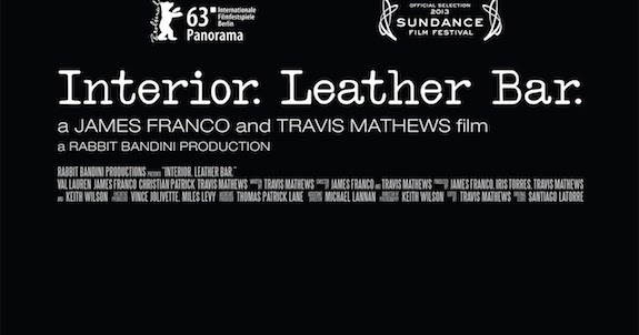 Kaos kaos at the 27th london lesbian gay film festival for Interior leather bar