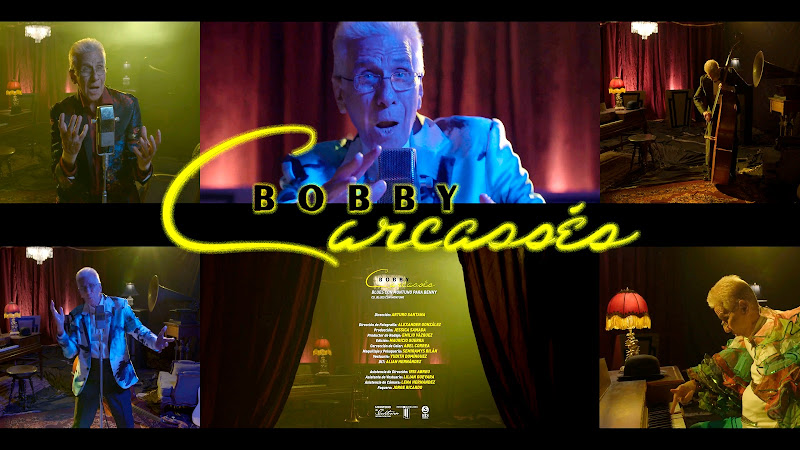 Bobby Carcassés - ¨Blues con montuno para Benny¨ - Videoclip - Director: Arturo Santana. Portal Del Vídeo Clip Cubano. Música cubana. Son. CUBA.