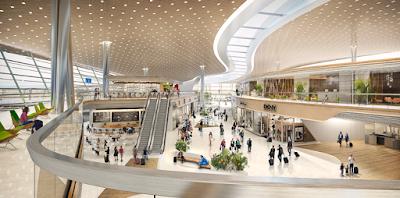 Bandara yang Memiliki Desain Terindah