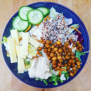 A Variation of a Buddha Salad Bowl
