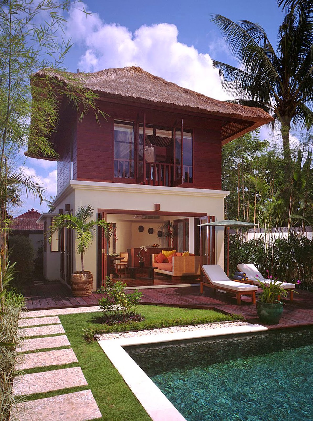 The Pavilions Bali, Honeymoon Villa, Pool