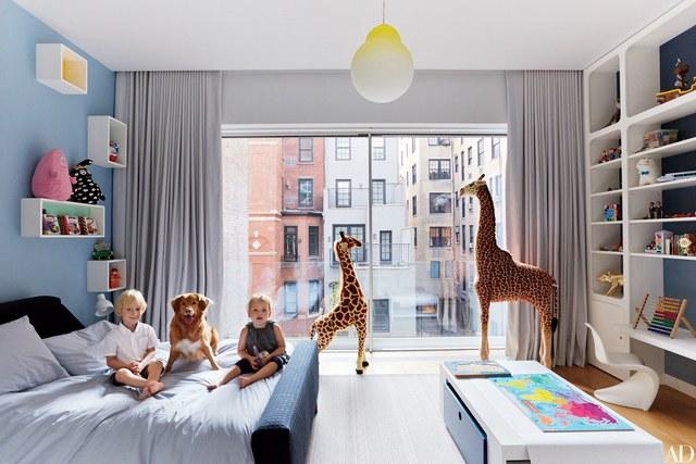 Menata kamar anak sesuai karakter anak (www.architecturaldigest.com)
